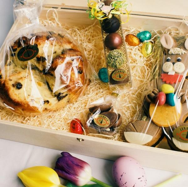 Oster-Geschenkbox groß