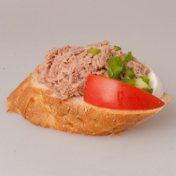 Pikante Sandwich