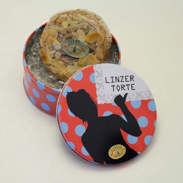Linzer Torte in Kunstdose (Limitierte Edition)