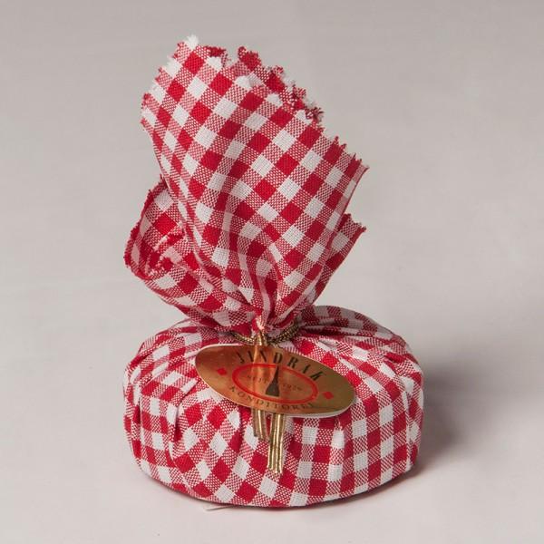 Linzer Torte im Tuch (klein)