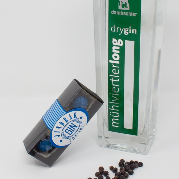 Gin-Praline